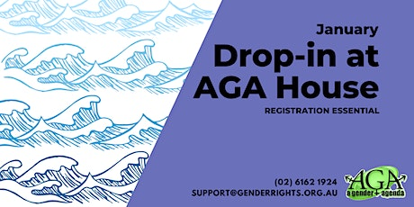 January Drop-In with AGA tickets