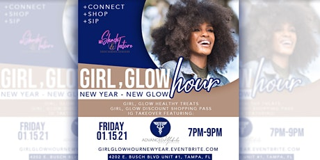Girl, Glow Hour - New Year, New Glow Edition tickets