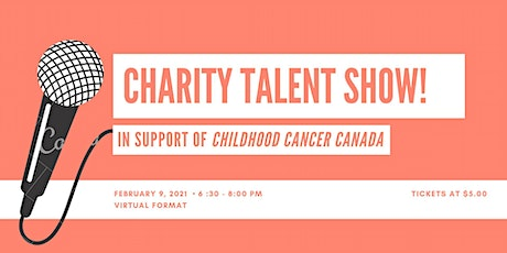 Smiling Over Sickness: Charity Talent Show tickets