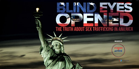 """Awareness to Action: """"Blind Eyes Opened"""" & Action Chat on Human Trafficking tickets"""
