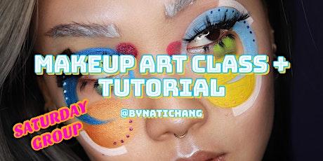 (SAT) GRWM Makeup Art| Tips & Tricks for Clean Work + a Full Look Tutorial tickets