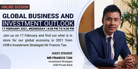 Global Business and Investment Outlook tickets