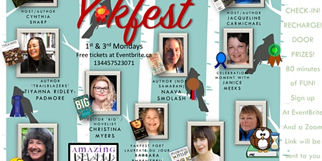Monday, Jan. 18 - Women's Winter Yakfest! Mondays tickets