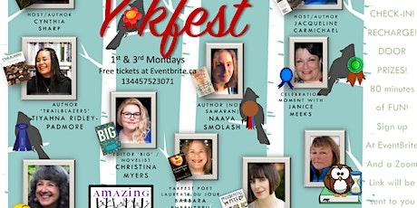 Monday, Jan. 18 - Women's Winter Yakfest! Mondays tickets