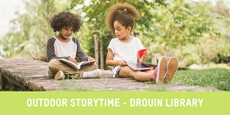 Outside Storytime at Drouin Library tickets