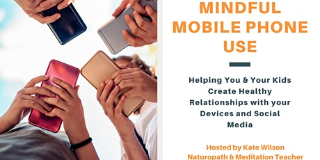 Mindful Mobile Phone Use tickets