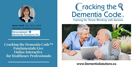 Cracking The Dementia Code Fundamentals Online Workshop tickets