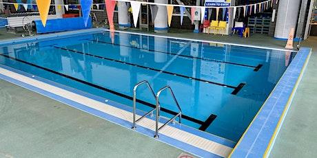 Murwillumbah Learning to Swim Pool Lane Booking  (18th of January 2021) tickets