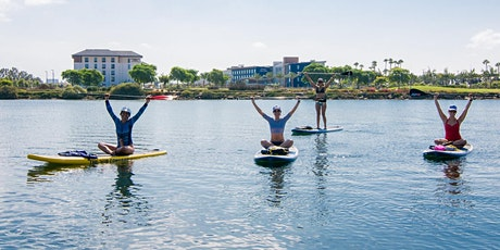 SUP Yoga (Stand Up Paddleboard Yoga) tickets