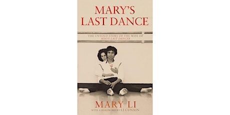 Online Zoom event:  Author talk with Mary Li tickets