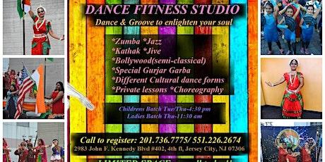 Bollywood dance ingressos