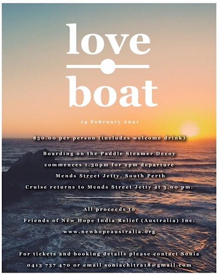 New Hope Love Boat Fundraiser image