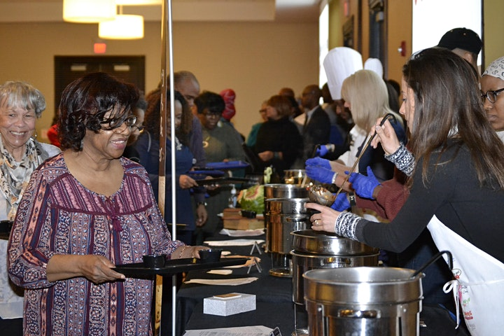8th Annual Virtual  Soup 4 The Soul SOS: Strengthening Our Students image