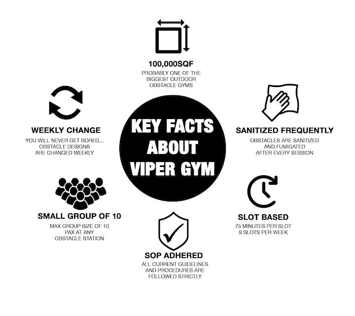 VIPER GYM image