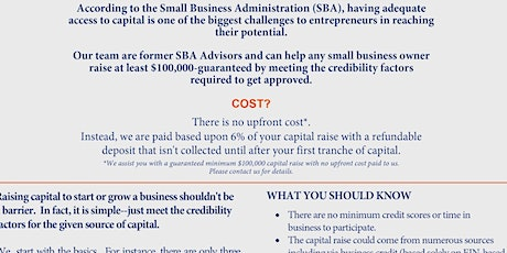27 Mistakes That Will Prevent You From Getting Approved For Business Credit tickets