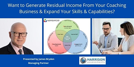 Want to Generate Residual Income in Your Coaching Business? tickets
