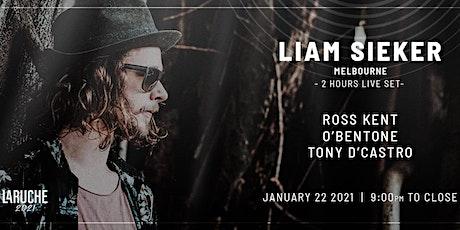 LA MESSE pres:  LIAM SIEKER (LiveSet) / 22.01.21/LARUCHE CLUB/ Brisbane tickets