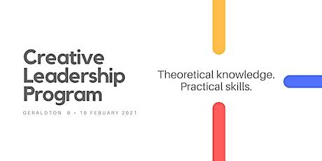 Creative Leadership Program tickets