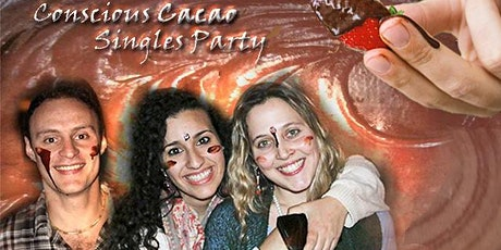 Copy of Conscious Cacao Singles Party tickets