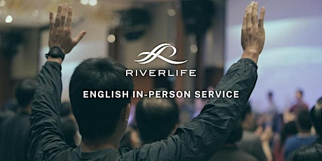 English In-Person Service (Leaders Only) | 24 Jan | 9 am tickets