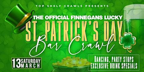 Finnegan's St. Patricks  Bar Crawl - Jacksonville tickets