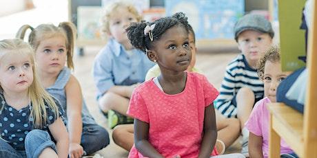 Preschool Storytime - Ashburton Library tickets