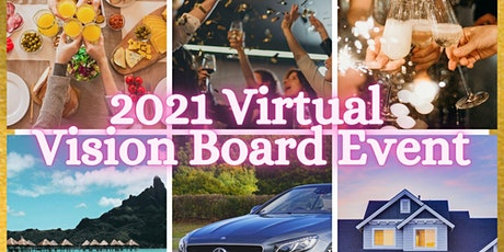 Virtual Vision Board Party! tickets