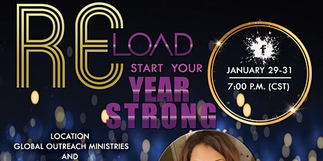 ReLoad - End Your Year Strong tickets