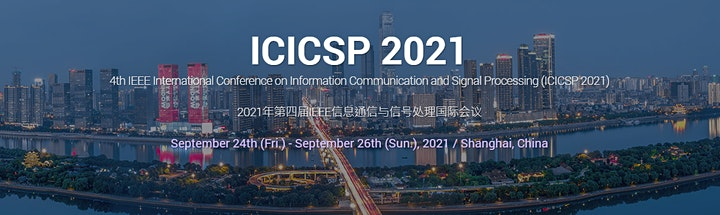 Intl. Conf. on Information Communication & Signal Processing(ICICSP 2021) image