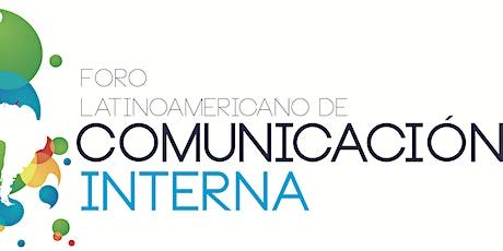 V Foro Latinoamericano de Comunicación Interna entradas