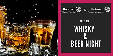 Whisky & Beer Night tickets
