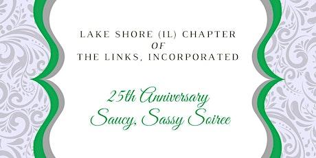 25th Anniversary  Soiree tickets