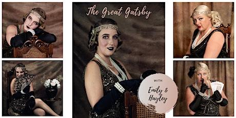 Creative Portrait Workshop - The Great Gatsby tickets