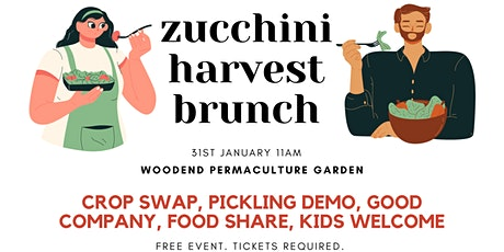 ZUCCHINI HARVEST BRUNCH tickets
