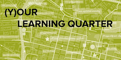 (Y)our Learning Quarter Ideas Workshop - Evening Session tickets