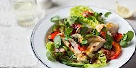 Cooking Demo - Warm Chicken Salad tickets