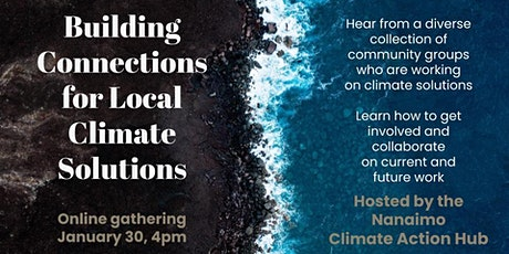 Building Connections for Local Climate Solutions tickets