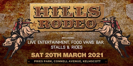 Hills Rodeo 2021 tickets