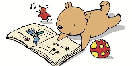 Preschool Storytime - Wingham tickets