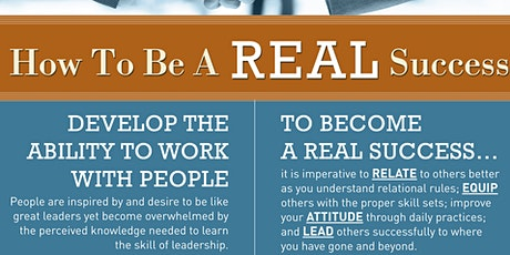 How to be a R.E.A.L. Success Mastermind tickets