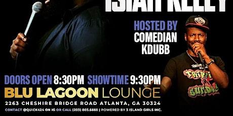 Blu Lagoon Presents Free Comedy Night tickets
