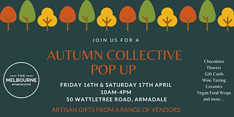 The Autumn Pop Up @ Melbourne Artisan Collective tickets