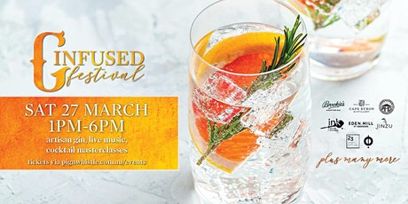 Ginfused Festival | Pig 'N' Whistle Brunswick Street tickets