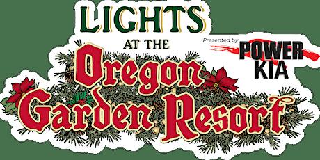 Lights at Oregon Garden Resort tickets