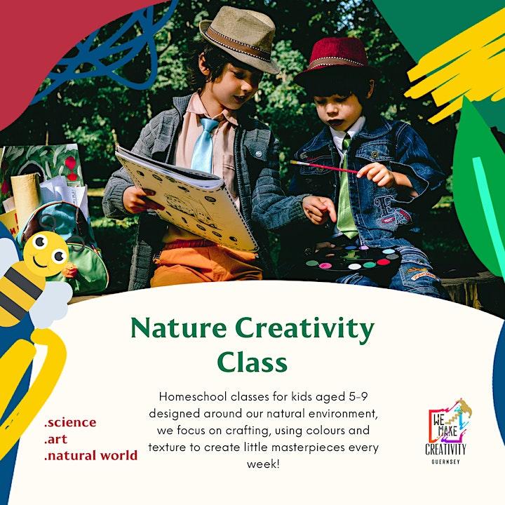 Natures Creative Workshop image