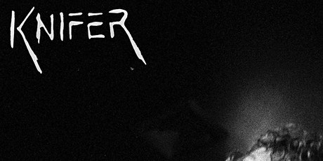 Knifer 'Electric Songs' LP Launch with Stress Pleaser, Guppy tickets