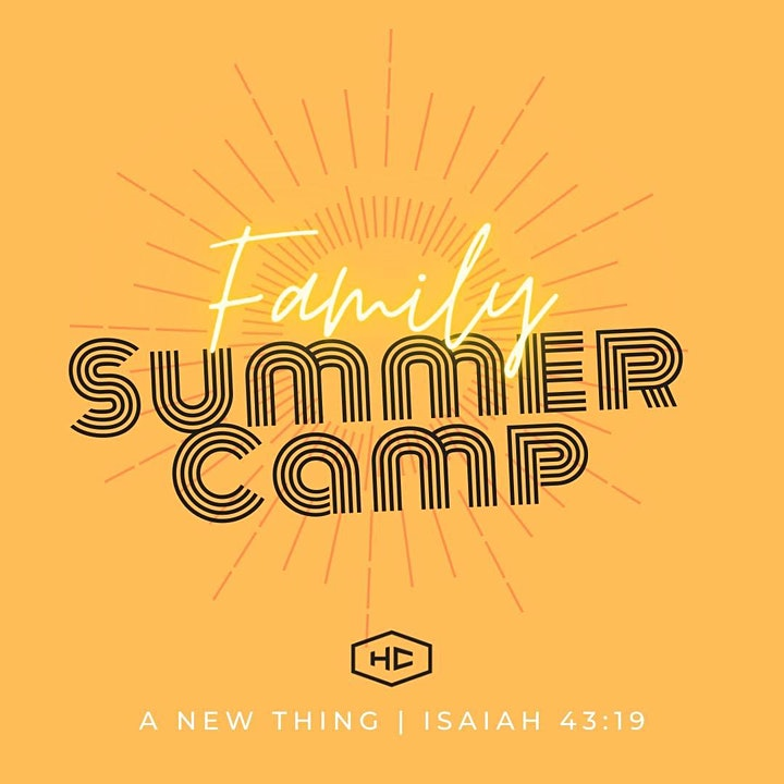 Family Summer Camp image