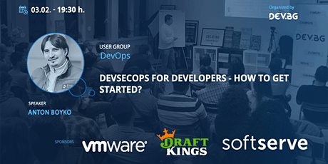 Webinar: DevSecOps for developers - how to get started? tickets
