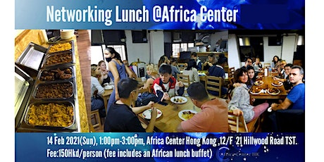 Networking Lunch @Africa Center tickets