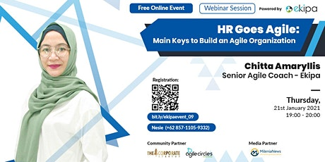 HR Goes Agile: Main Keys to Build an Agile Organization tickets